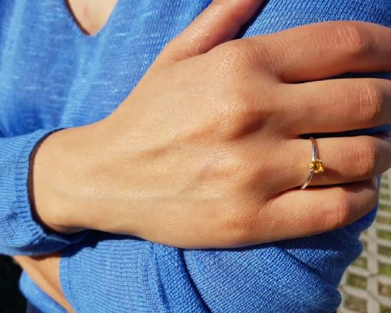 anillo iris citrino-Gardianjoyas