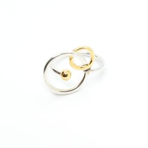 anillo Perfect de plata de ley