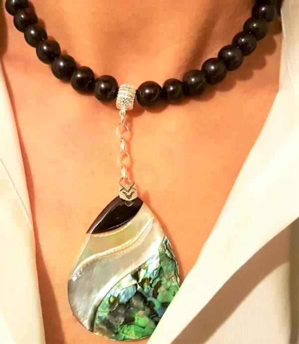 collar Diva Night-Gardianjoyas