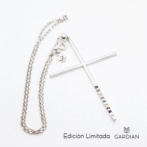 collar cruz-Gardianjoyas