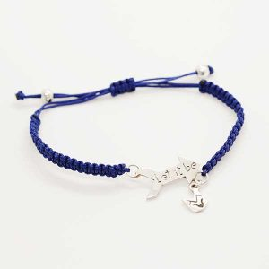 pulsera let it be-gardianjoyas
