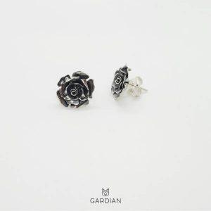 pendientes rose-Gardianjoyas